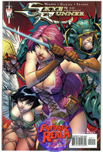 Load image into Gallery viewer, Skye Runner # 1,1, 2, 2 J. Scott Campbell JSC Variant 3, 3 & 5 DC COMICS