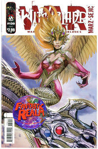 WITCHBLADE: WAR OF THE WITCHBLADES PART 6 #130A & 130C IMAGE TOPCOW COMICS