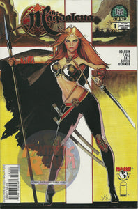 The Magdalena #1 (2003) Special Benefit Cover Image