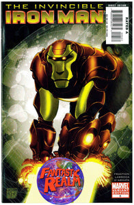 INVINCIBLE IRON MAN # 5 MONKEY KAARE ANDREWS 1:10 VARIANT MARVEL COMICS