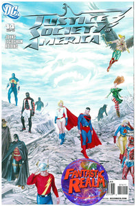 JUSTICE SOCIETY OF AMERICA # 12, 14 & 15 DC COMICS