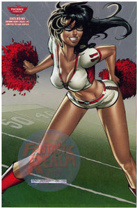 GRIMM FAIRY TALES #47 RED CHEERLEADER VARIANT - PHOENIX CON 1 of 500