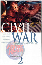 Load image into Gallery viewer, Civil War #2 3rd print Mcniven sketch Variant and color variant