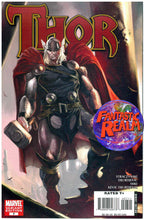 Load image into Gallery viewer, THOR #7 & 7 VARIANT STRACZYNSKI DJURDJEVIC COVERS MARVEL COMICS
