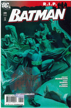 Load image into Gallery viewer, BATMAN #678, 679 & 680 R.I.P. STORY LINE 1ST PRINT DC COMICS