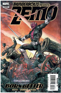 THUNDERBOLTS PRESENTS: ZEMO BORN BETTER (2007) SET: 1, 2, 3, 4 OF 4