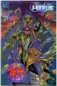 TALES OF THE WITCHBLADE #6, 7, 7C & 8 TOP COW IMAGE COMICS