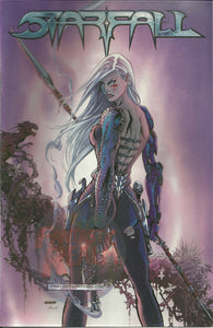 Starfall Preview Fantastic Realm 1/1000 Exclusive Top Cow/Image Comics