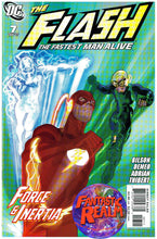 Load image into Gallery viewer, FLASH: THE FASTEST MAN ALIVE #7, 8, 9 & 10 DC COMICS