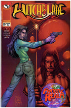 Load image into Gallery viewer, WITCHBLADE #31, 32, 33, 34, & 35 TOP COW IMAGE COMICS