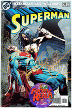 Load image into Gallery viewer, SUPERMAN #209, 210, 211, 212, 213, 214, 215a & 215b Jim Lee, Azzarello DC COMICS