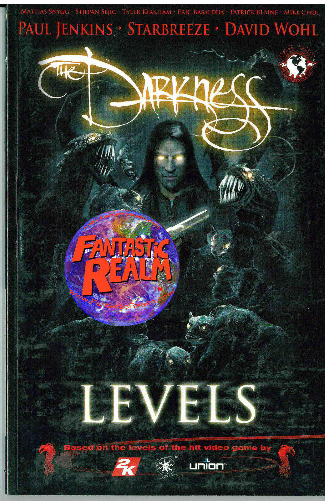 DARKNESS: LEVELS TPB TOP COW COMICS
