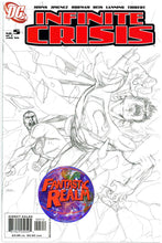 Load image into Gallery viewer, INFINITE CRISIS: C. DOWN, PRELUDE, 1-5A & B, & 3-5 SKETCH