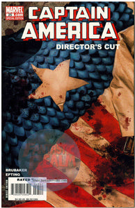 Captain America #25 Director's Cut special edition Marvel Comics
