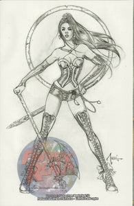 GRIMM FAIRY TALES: EFW #0 - FANTASTIC REALM SKETCH VARIANT COVER - 1:250 TUCCI