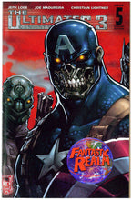 Load image into Gallery viewer, THE ULTIMATES 3 #5 VARIANT & STANDARD COVERS (CAPTAIN AMERICA)