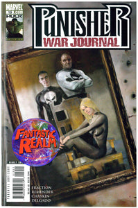 THE PUNISHER WAR JOURNAL #17, 18 &19 MARVEL COMICS