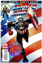 Load image into Gallery viewer, CAPTAIN AMERICA  #44 BUSCEMA VARIANT & STANDARD (2004) MARVEL COMICS