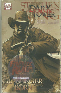 The Dark Tower: THE GUNSLINGER BORN #5 VARIANT COVER STEPHEN KING
