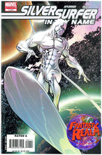 Load image into Gallery viewer, MARVEL SILVER SURFER IN THY NAME #1 & 2 MICHAEL TURNER COVER MARVEL COMICS