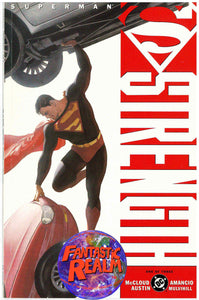 SUPERMAN STRENGTH BOOK 1 OF 3 SCOTT MCLOUD DC COMICS