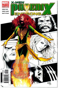X-MEN: PHOENIX ENDSONG #2 PART 2 OF 5 VARIANT LIMITED EDITION MARVEL COMICS