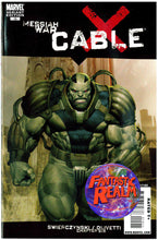 Load image into Gallery viewer, CABLE MESSIAH WAR #15 & 15 VARIANT DUANE SWIERCZYNSKI COVERS MARVEL COMICS