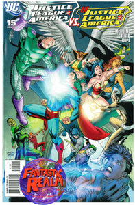 JUSTICE LEAGUE OF AMERICA #15, 18  BENES SUICIDE SQUAD & 19 DC COMICS