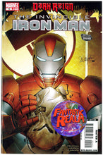 Load image into Gallery viewer, DARK REIGN INVINCIBLE IRON MAN #9, 16, 17 & 19 (2009) MARVEL COMICS