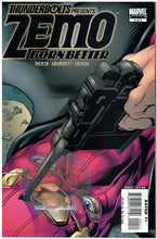 Load image into Gallery viewer, THUNDERBOLTS PRESENTS: ZEMO BORN BETTER (2007) SET: 1, 2, 3, 4 OF 4