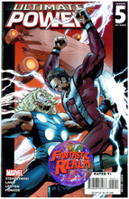 Load image into Gallery viewer, ULTIMATE POWER #5, 6, 7, 8 & 9 OF 9 SPIDERMAN, DOOM MARVEL COMICS