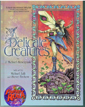 Load image into Gallery viewer, DELICATE CREATURES HARD COVER BY J. MICHAEL STRACZYNSKI TOP COW COMICS