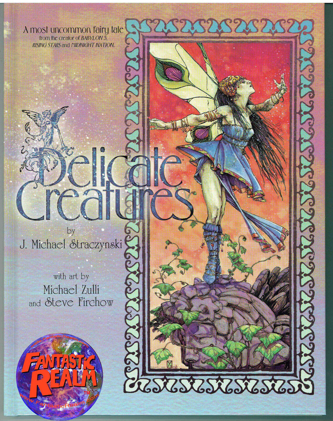 DELICATE CREATURES HARD COVER BY J. MICHAEL STRACZYNSKI TOP COW COMICS