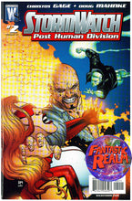 Load image into Gallery viewer, STORMWATCH POST HUMAN DIVISION (PHD) #1, 1B & 2 WILDSTORM COMICS