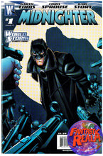 Load image into Gallery viewer, MIDNIGHTER #1, 2, 3, 5 & 7 DC COMICS & WILDSTORM COMICS