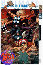 Load image into Gallery viewer, NEW ULTIMATE #1 (PANORAMIC COVER) MARVEL COMICS