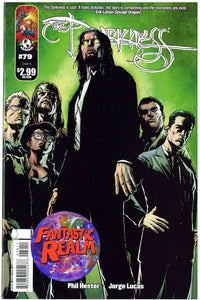 THE DARKNESS #79 COVERS A & B  TOP COW