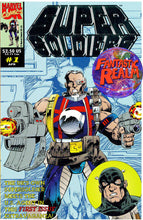 Load image into Gallery viewer, SUPER SOLDIERS #1, 2, 3, 4, 5 FIRST PRINTING (1993) MARVEL COMICS