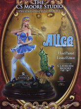 Load image into Gallery viewer, GRIMM FAIRY TALES RARE ALICE VARIANT STATUE 1 of 500 (#28) NIB CS MOORE TUCCI