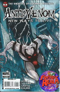 AMAZING SPIDER-MAN PRESENTS: ANTI-VENOM #1 (2009) MARVEL COMICS