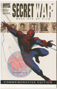Secret War Book One Commemorative Edition Spider-Man Bendis