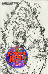 GRIMM FAIRY TALES: ESCAPE FROM WONDERLAND #4 FANTASTIC REALM 500 EBAS