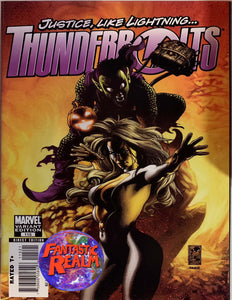 Copy of THUNDERBOLTS #115 VARIANT MARVEL COMICS