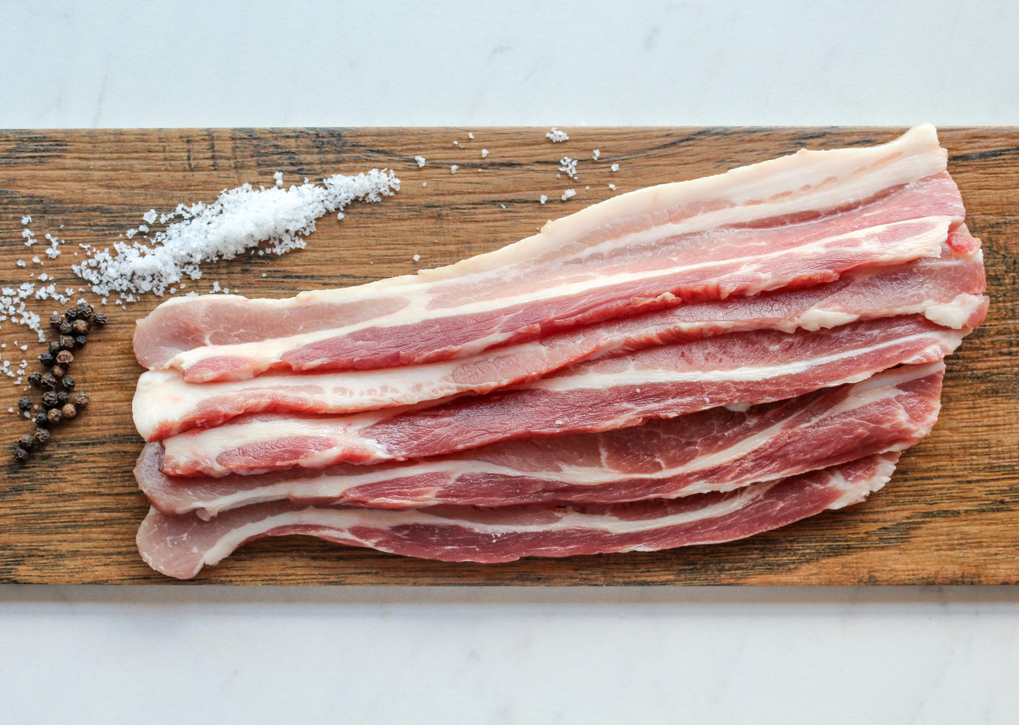 Alabama Organic Forest Fed Bacon