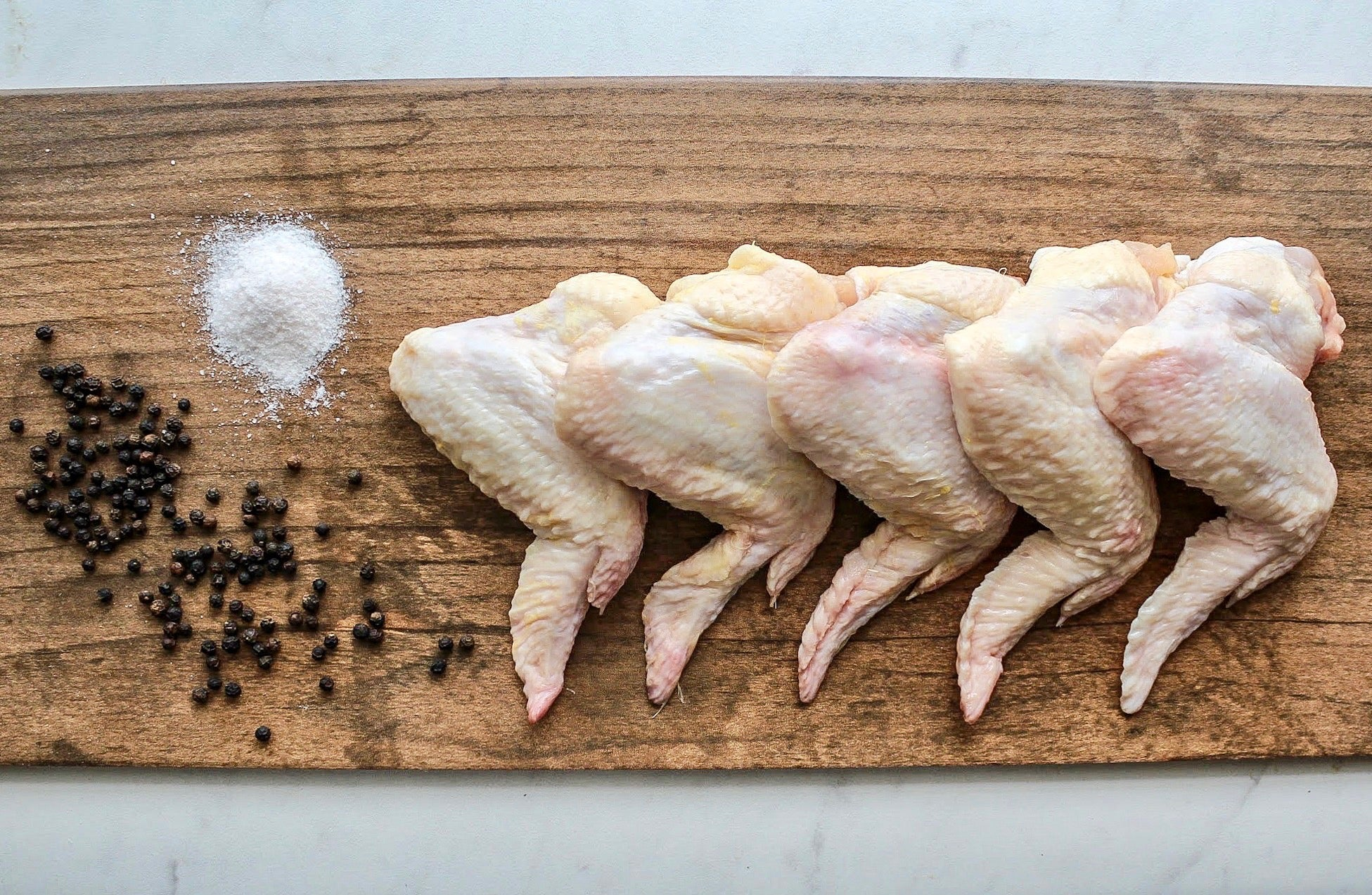 Alabama Organic Pastured Chicken Wings. NON-GMO, NO Antibiotic, Soy Free Chicken