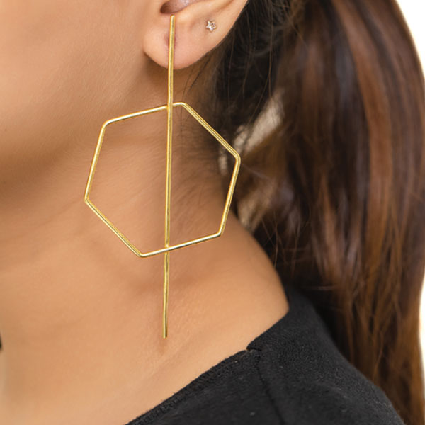 Stinger Earrings
