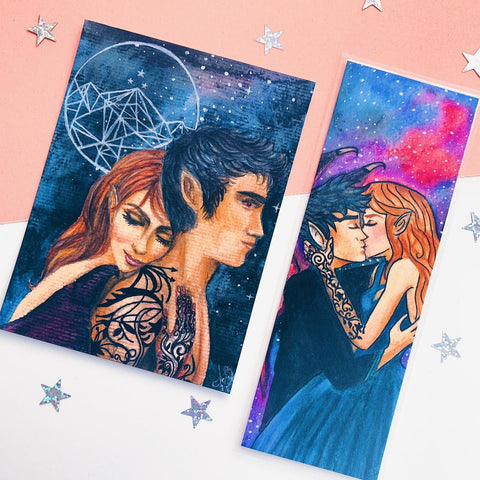 ACOTAR inspired bundle