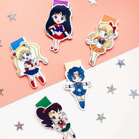 Sailor Scouts bundle