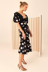 THOUSAND TIMES MIDI DRESS