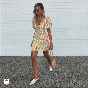 ATLANTA MINI DRESS